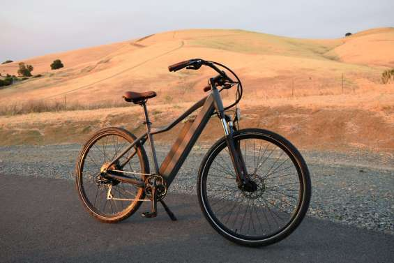 Ride1up e-bike new bike