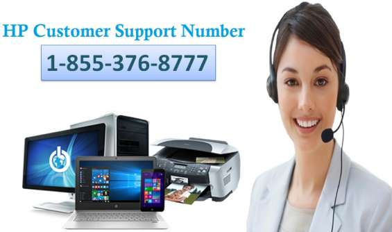 Hp customer support number 1-855-376-8777