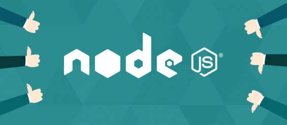 The pros and cons of nodejs web application development
