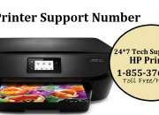 Hp printer support toll free number 1-855-376-8777