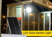 Buy 36w led solar batten light set