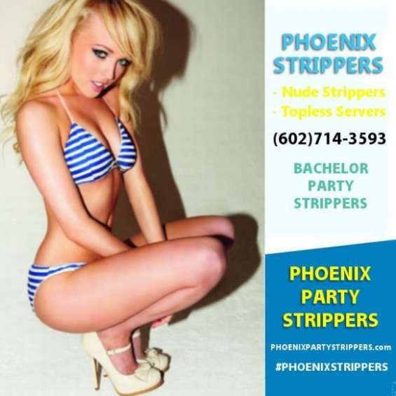 Get strippers at phoenix party strippers.  find female strippers for your bachelor party or any  event.  we travel to your party! call @  (602)714-3593  for booking http://phoenixpartystrippers.com