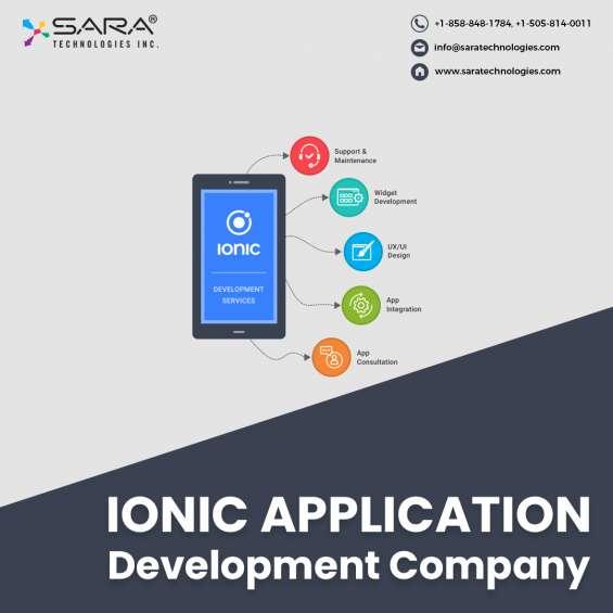Best ionic app development company   services   hire ionic mobile app developer - sti