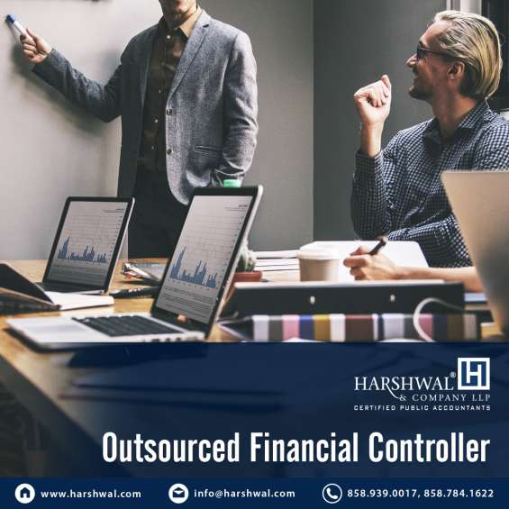 Best outsourced financial controller in usa – harshwal & company llp
