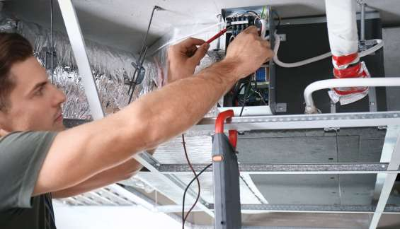 Give a new look to ac unit from ac repair sunrise