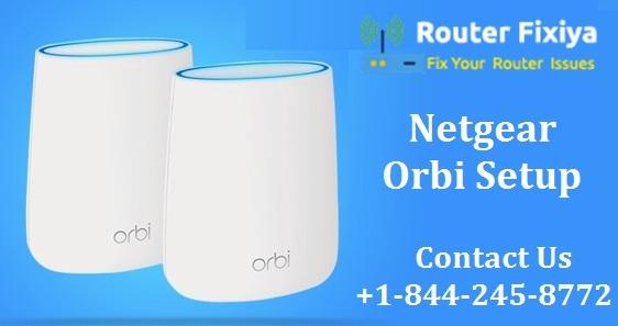 How to setup orbi? | +1-844-245-8772 | orbi setup | netgear orbi setup