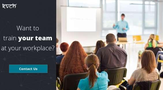 Onsite corporate training noida | 10+ years of service