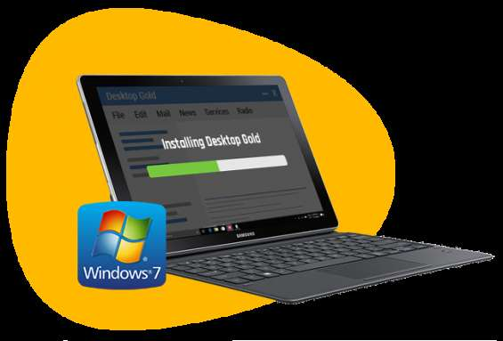 Install aol desktop gold for windows 7