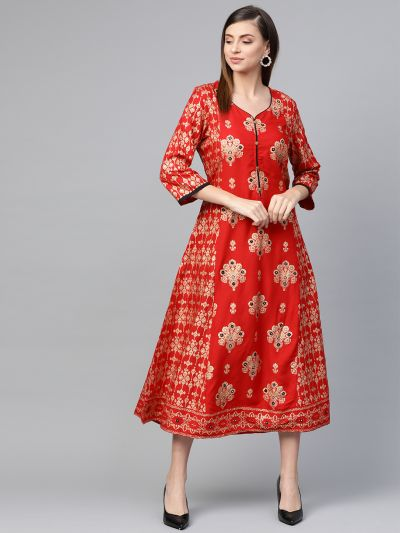 Buy kurta set for women canada & woollen kurta only at shreelifestyle