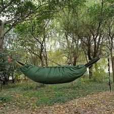 Easy to inflate super cozy multi functional hammock