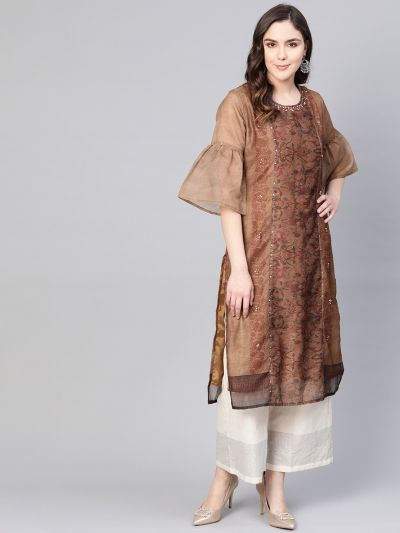 Buy ethnic wear & ladies kurtis collection only at shreelifestyle