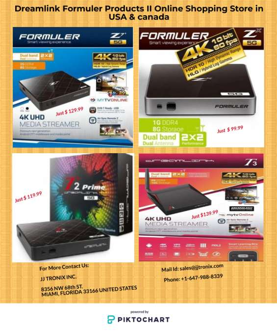 Shop online formuler z8 5g wifi in usa & canada