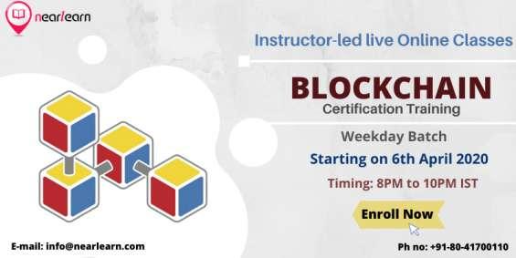 Instructor-led blockchain live online classes