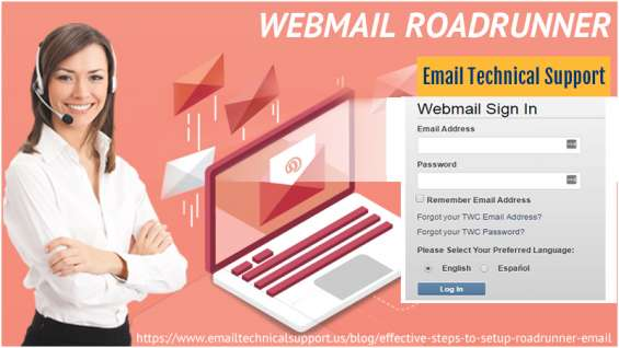 How to reset webmail roadrunner password?