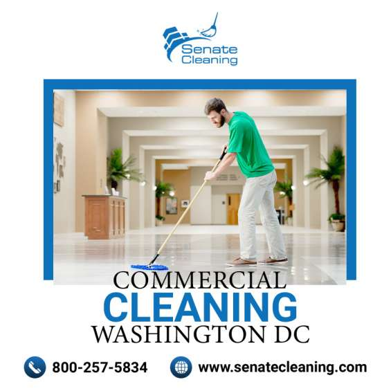 Best commercial cleaning washington dc