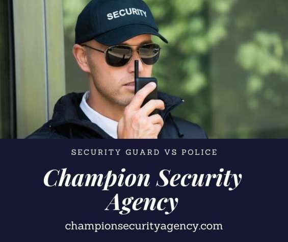 Security guard services houston, texas
