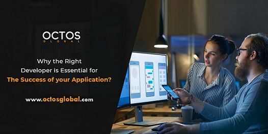 Why the right developer is essential for the success of your application?