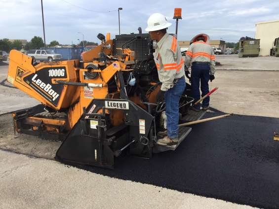 Prominent asphalt and paving companies in fort worth, texas