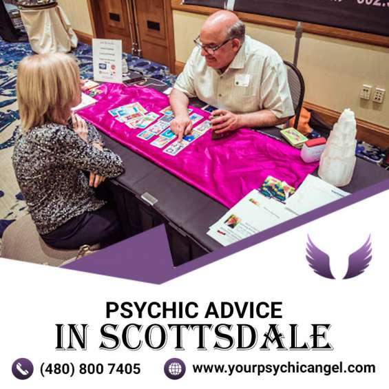 Psychic advice in scottsdale