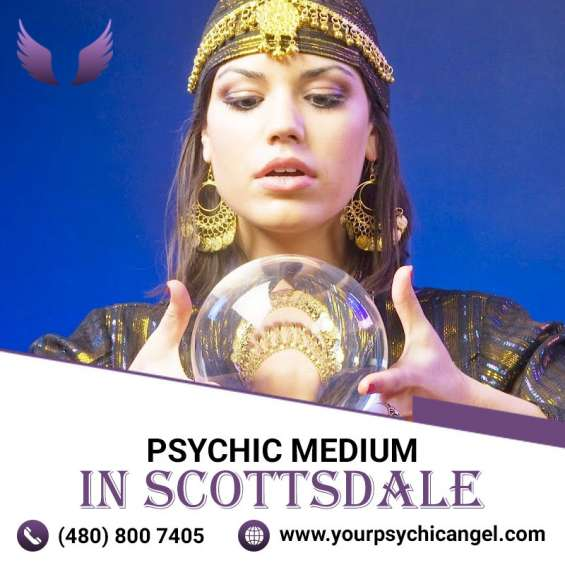 Psychic medium in scottsdale