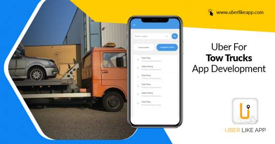 Launch a towing app like uber to develop your venture
