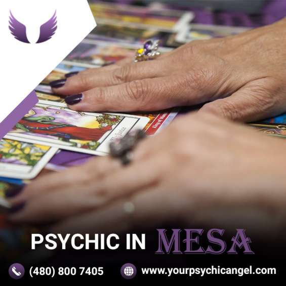 Psychic in mesa