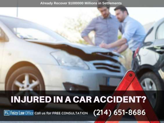 Expert dallas car accident attorney would provide you all the help