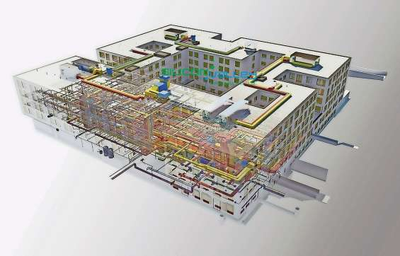 Building information modeling services - siliconinfo
