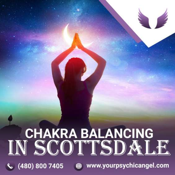 Chakra balancing in scottsdale