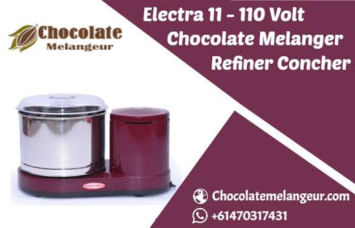 Chocolate melanger