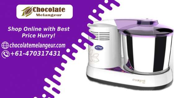 Ultra chocolate grinder