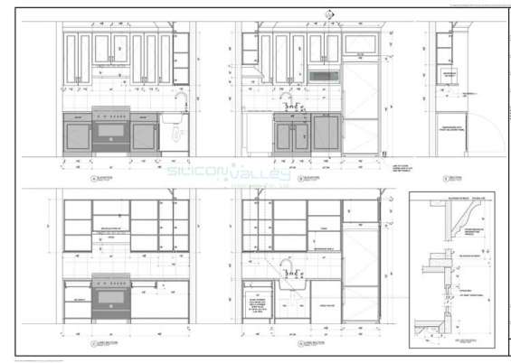 Millwork shop drawing services - siliconinfo