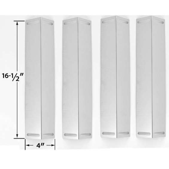 4-pack-stainless-steel-heat-shield-for-uniflame-gbc1076we-c-gbc976w-charbroil-brinkmann-master-chef-gas-models