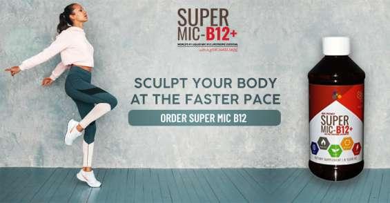 Best body sculpting process - buy b12 mic shots