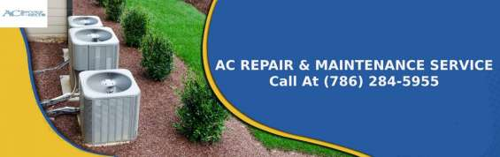 Get your ac checked from ac repair miami gardens