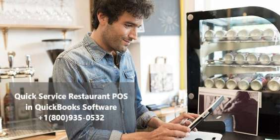 Quick service restaurant pos in quickbooks software