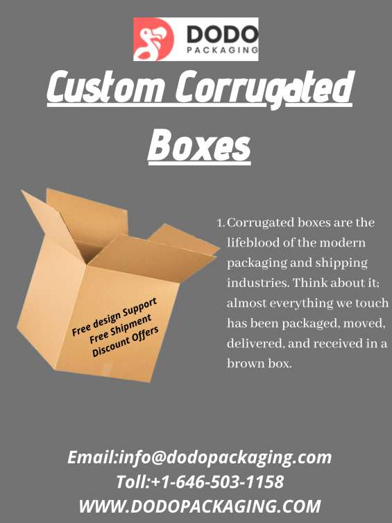 Most selling corrugated boxes | custom corrugated boxes
