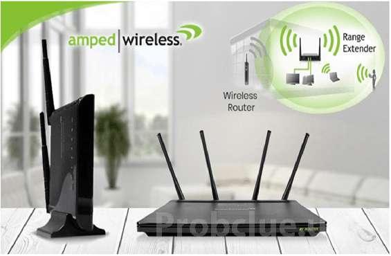 Range extender setup | amped wireless setup