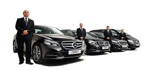 Luxury chauffeur & executive car hire services