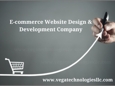 Ecommerce website design & development company