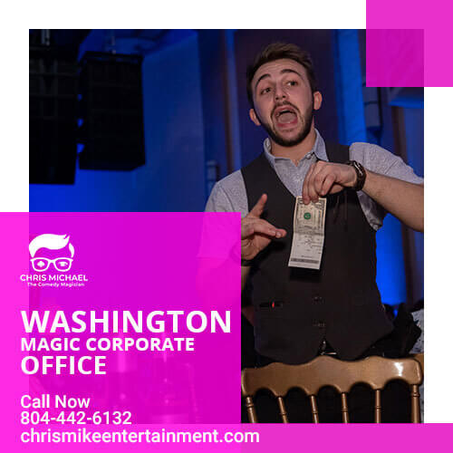 The top best washington magic corporate office.