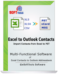Excel to outlook contacts converter