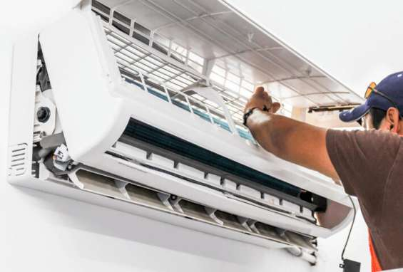 Fast ac repair services using advanced equipment