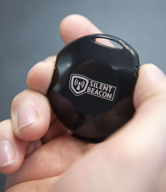 Buy silent beacon personal panic button