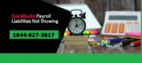 Get expert's help to adjust payroll liabilities in quickbooks