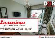 Best Interior Design Services in Lahore