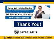 Yahoo mail customer support number 1877-910-5114 assist by top grade expert
