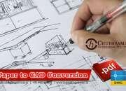 Paper to CAD   PDF to CAD Conversion Services - COPL