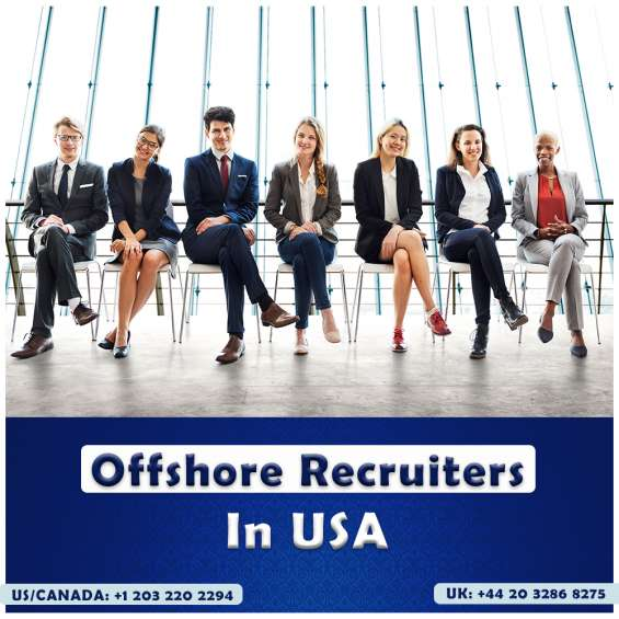 Top offshore recruiters in usa