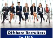 Best talent hiring firm   Top Offshore recruiters in USA